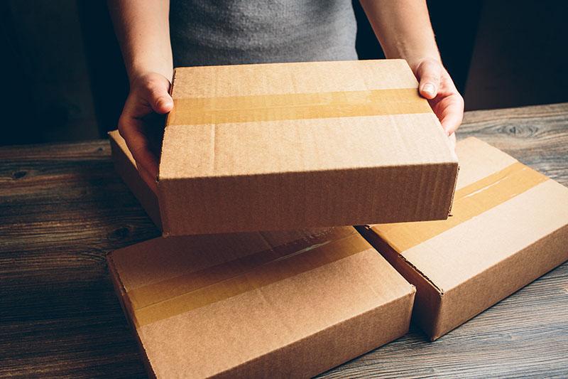 Shipping-Box